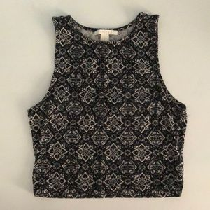 forever 21 crop tank top!